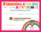 Complete Set of Girl Scout inspired Brownie Badge and Journey Certificates