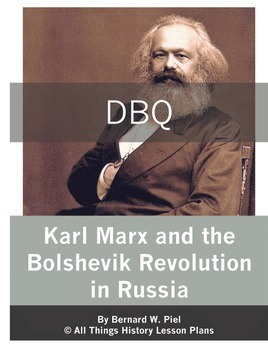 Complete Set of History Document Based Questions (DBQ)