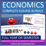 Complete Set of Powerpoints and Notes for the Year High Sc