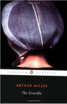 Complete Set of Four Reading Quizzes on Arthur Miller's The Crucible