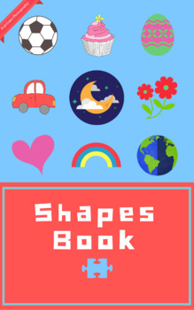 Shapes Booklet