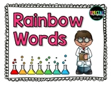 Complete Sight Word List System-Dolch, Fry & Fountas & Pinnell