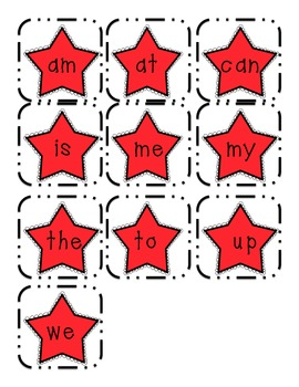 Complete Sight Word Pack