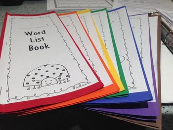 Complete Sight Word Program for LBUSD Kinder and 1st Grade Words + Dolch Words
