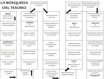 Complete Spanish Vocabulary Unit / Vamos a Aprender el Vocabulario