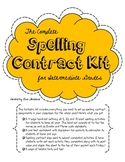 Complete Spelling Contract Activities Kit