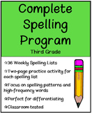 Complete Spelling Program