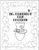 Complete St Patrick's Day Booklet