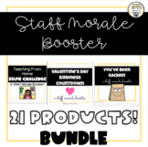 Complete Staff Morale Booster Bundle!