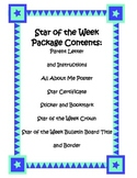 Complete Star of the Week Package