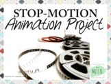 Complete Stop-Motion Animation Project! Power of Words Anti-Bullying Themed!