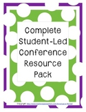 Complete Student Led Conference Pack