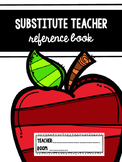 Complete Sub pack Substitute Teacher Binder Emergency lesson plans