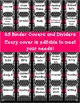 Complete Teacher Binder Essentials-Polka Dot Design
