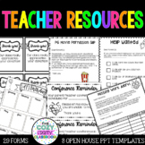 Complete Teacher Essentials Pack-Editable
