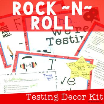 Complete Testing Survival Kit - Standardized Test Motivati