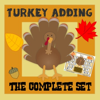 Complete Thanksgiving Collection Of Turkey Games To Practi