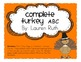 Complete Turkey ABC