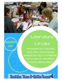 Complete Unit- Literature Circles