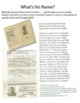 Complete Unit for Art Spiegelman's Graphic Novel Maus Vol. 1