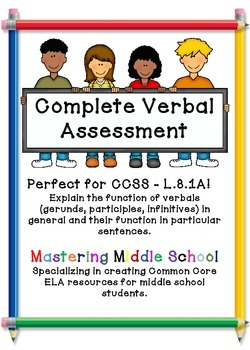 Complete Verbal Assessment (Infinitives, Gerunds, and Part