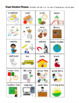 Visual Schedule Set-Up for an Autism Classroom