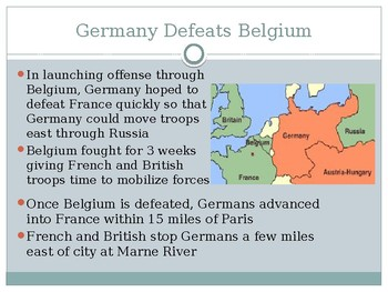 Complete WWI Powerpoint