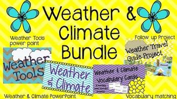 Weather & Climate Bundle