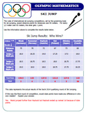 Complete Winter Olympics Set