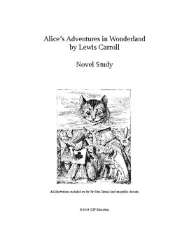 Complete Wonderland and Looking-Glass Comprehension and Lo