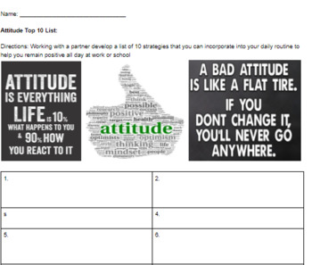 Complete Work Ethics Unit-Incl Study Guide & Discussion Questions & Projects