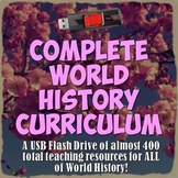 Complete World History Curriculum - Every Resource in My Store & More!