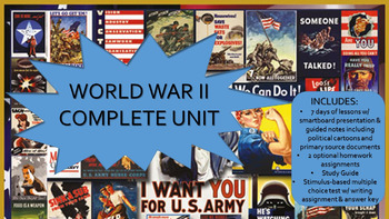 World War II Complete Unit