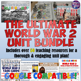 World War 2 Complete Unit Plan Bundle