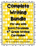 Complete Writing Bundle (Pairs with Scott Foresman 4th Grade!!)