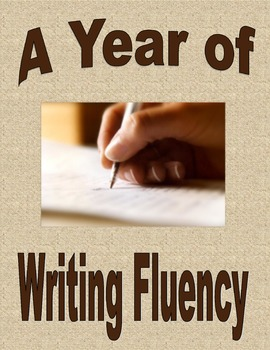 Complete Writing Fluency Assessment Program for Grades 3-5
