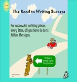 Complete Writing Success Program Step by Step ~ ESL, Primary, Upper ~ ELA CCSS
