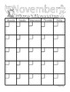 Complete Year of Planning Calendars