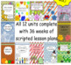 Preschool Curriculum: Scripted Lessons and Hands-on Activi