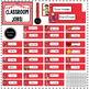 Humongous Classroom Bundle! HUNDREDS of Items for Your Classroom!