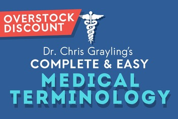 Complete and Easy MEDICAL TERMINOLOGY - BUNDLE