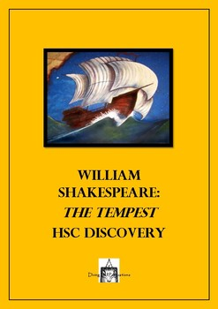 Complete notes on The Tempest for HSC Discovery - PLUS a sample essay