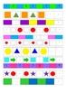 Complete the Pattern Worksheet for Kindergarten