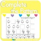Complete the Patterns: Apples    MMHS23