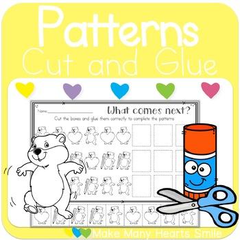 Groundhogs Patterns