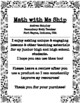 Complete the Square Doodle Notes