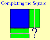 Complete the Square- Algebra Tiles