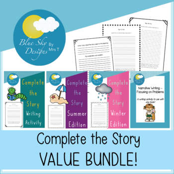 Complete the Story BUNDLE!