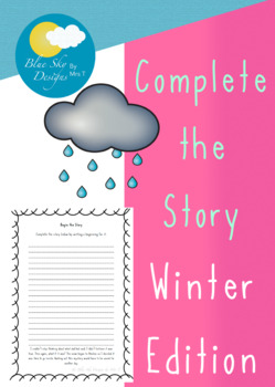 Complete the Story - Winter Edition