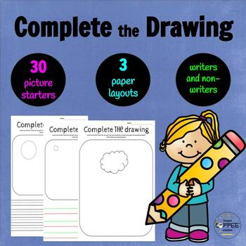 Complete the Drawing